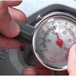 Áp suất lốp ô tô và những điều cần biết 1