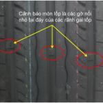 Khi nào cần thay lốp xe ô tô 1