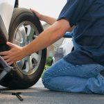 Hướng dẫn cách thay lốp xe ô tô