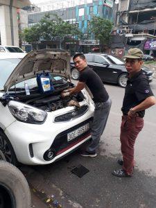 Sửa xe ô tô 24h tại hcm